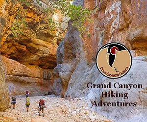 Four Season Guides in Grand Canyon NP : Since 1999, Four Season Guides has been offering guided day hikes and multi-day backpacking adventures throughout Grand Canyon. Select from camp & hike and lodge & day-trip packages. Join us for the trip of a lifetime.
