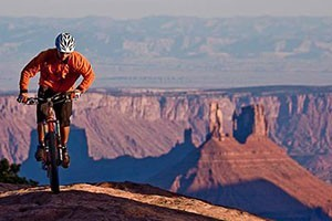 Rim Tours:  Mountain Bike Outfitter since 1985 :: Unforgettable views of Grand Canyon's wild northern borders! The remote Kaibab Plateau with ponderosa and aspen forests, the Arizona Trail and Rainbow Rim Trail. 435-259-5223.