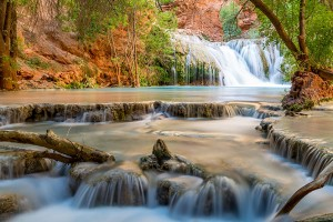 Wildland Trekking - Havasu Falls Tours :: Our Havasu Falls hiking tours feature fantastic hiking, incredible natural and cultural history and big Grand Canyon views. Three types of tours - adaptable to your needs.