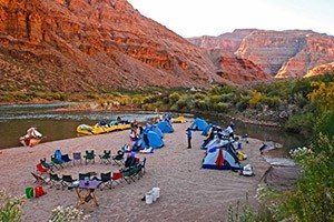 OARS - Grand Canyon rafting packages
