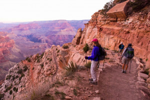 OARS Knows Grand Canyon Trails