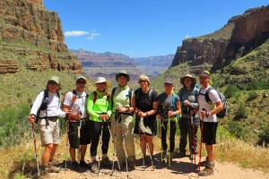 National Park HIKING TOURS | Timberline Adventures : Fully supported hiking tours to the bottom of the Grand Canyon and on to Havasu Falls. Committed to adventure for over 35 years – we know adventure!