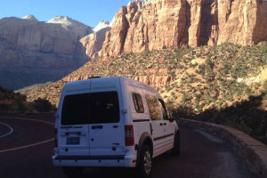 Easy to Drive RV Rentals | Campervan North America
