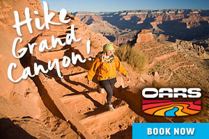 Grand Canyon Hiking Tours from OARS