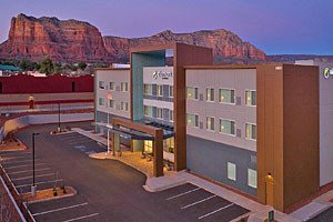 Element Sedona by Marriott - a Short Drive Away