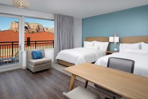 The NEW Element Sedona Marriott Luxury Hotel