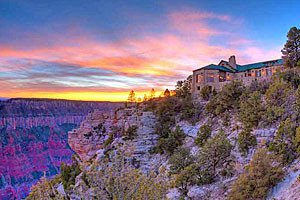 Lodging & Tour Packages in Grand Canyon