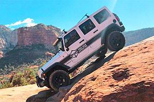Sedona Off Road Rentals - MYE Jeep