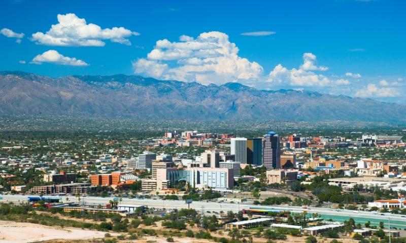 Downtown Tucson Arizona