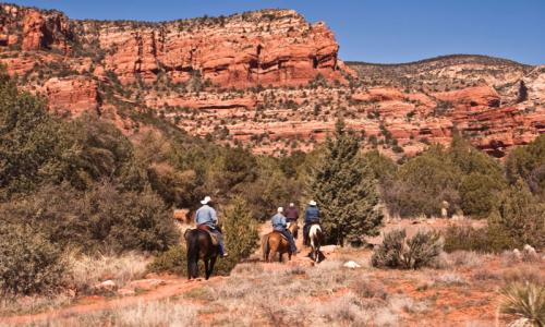 Grand Canyon Horseback Riding