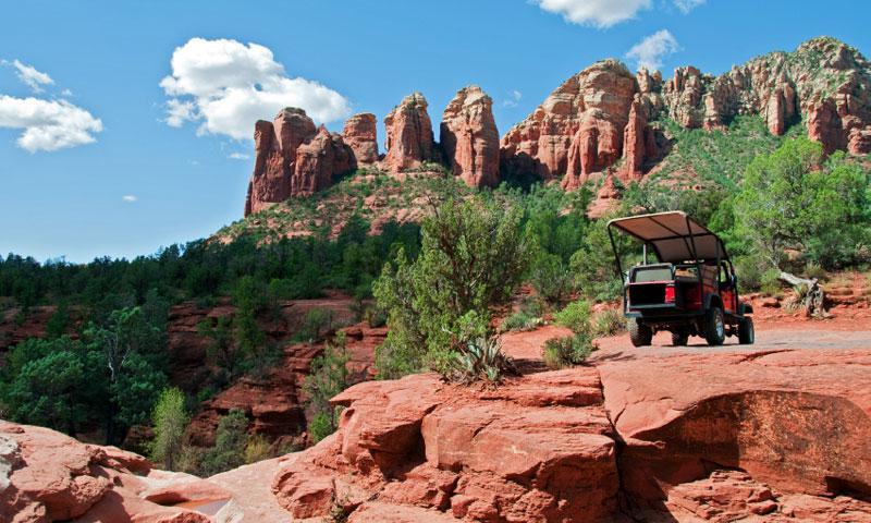 Sedona Jeep Tours >> Grand Canyon National Park ATV Rentals, Jeep Tours & Trails - AllTrips