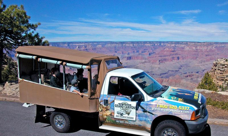 Jeep Tour on the South Rim