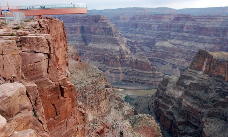 Grand Canyon National Park Skywalk