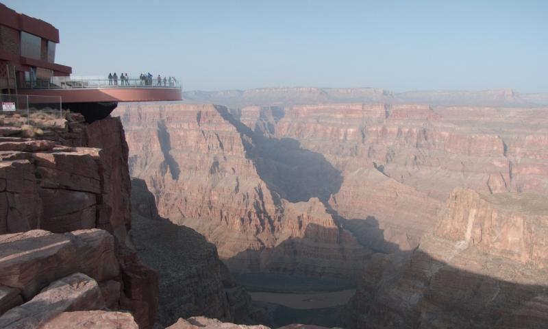 Grand Canyon National Park Sky Walk
