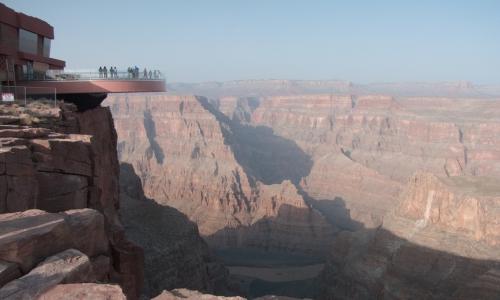 Walk over grand canyon live webcam