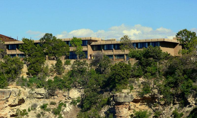 Thunderbird Lodge in the Grand Canyon