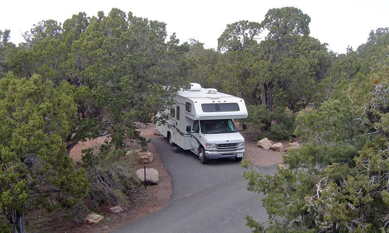 Desert View Campground Grand Canyon Camping Alltrips