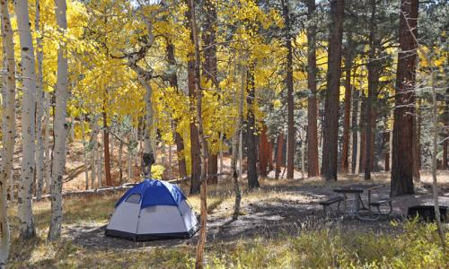 North Rim Campground Grand Canyon Camping Alltrips