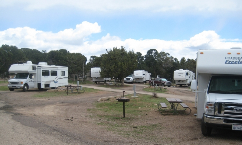 Grand Canyon Trailer Village