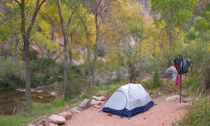 Grand Canyon National Park Backpacking Backcountry