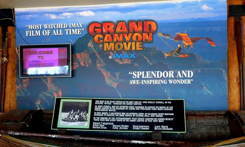 Grand Canyon Imax Movie Theater