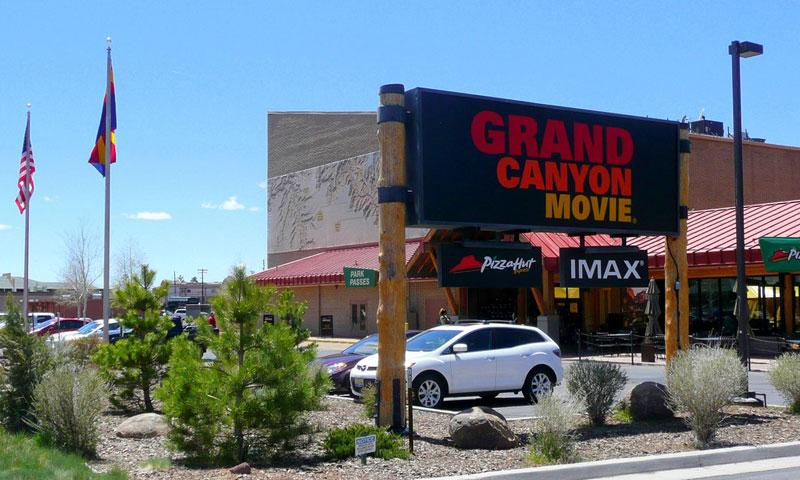 Grand Canyon Imax Theater Alltrips