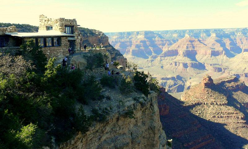 Grand Canyon Village South Rim Alltrips