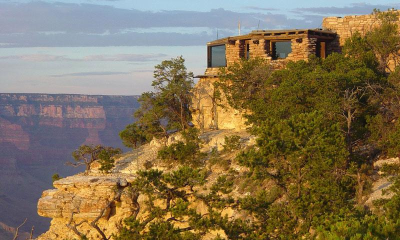 Yavapai Point Observation Station