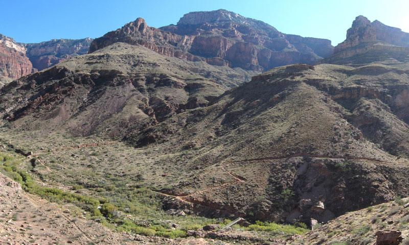 North Kaibab Hiking Trail