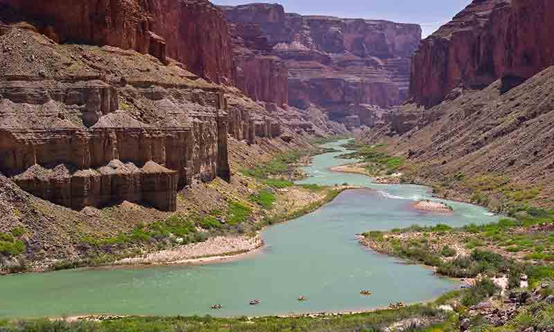Grand Canyon White Water Rafting Trips Alltrips
