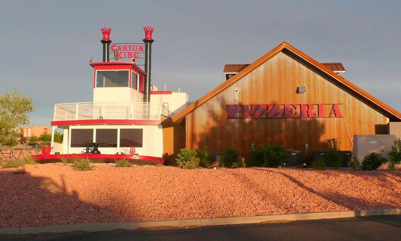 Restaurant in Page Arizona