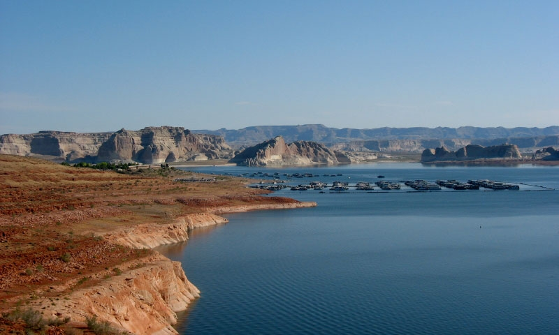 Lake mead boating boat jet ski rentals alltrips for Fishing lake mead