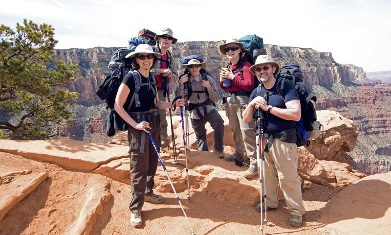 Grand Canyon Hikes