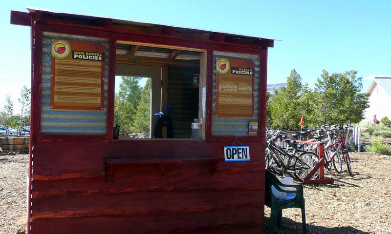 Bike Rentals on the South Rim
