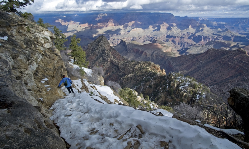 Grand Canyon National Park Winter Vacations Amp Activities