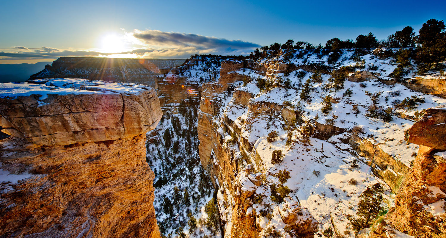 AllGrandCanyon.com Winter Packages